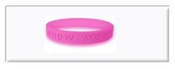 Ovarian Cancer Wristband