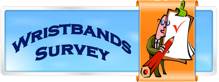 Wristbands Survey